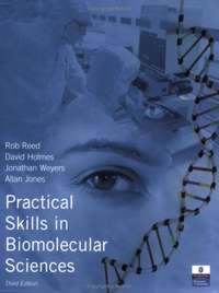 practical skills biomolecular sciences libro