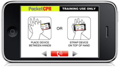 iphone cpr