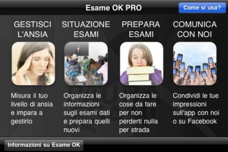 Ansia ko: all'esame pensa l'iphone